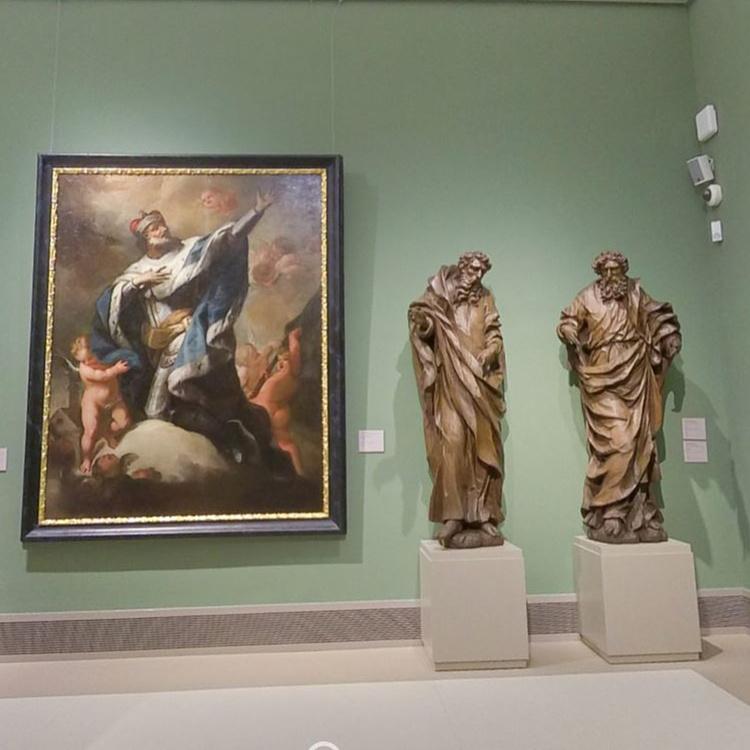 Virtuális barangolás a Szépművészeti Múzeum barokk gyűjteményében
